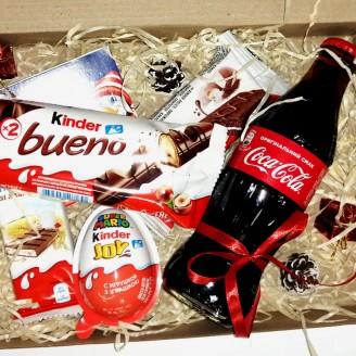 Подарунковий набір Кіндер коробочка