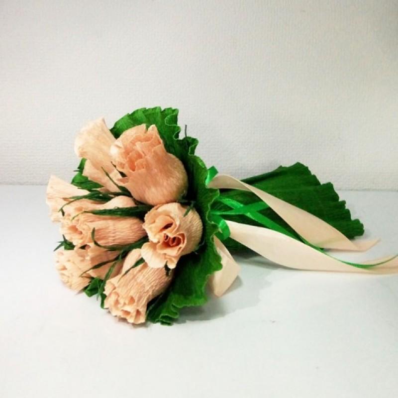 Букет из конфет Розы 7