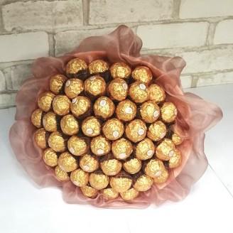 Букет з цукерок Ферреро роше великий
