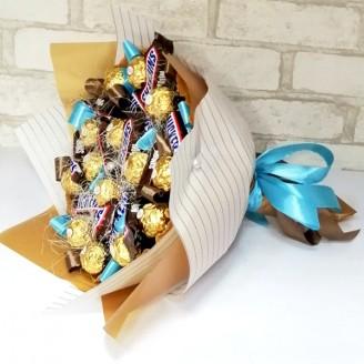 Букет з цукерок Стиль