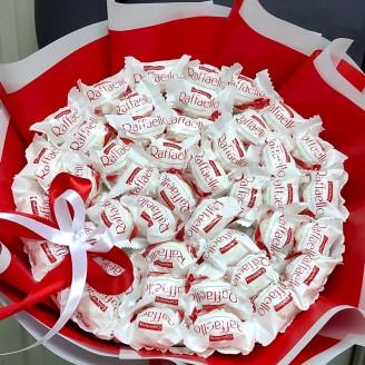 Букет из конфет Рафаэлло 45