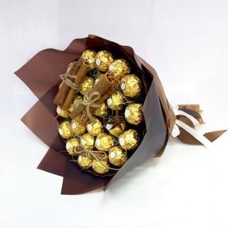 Букет из конфет Пряный