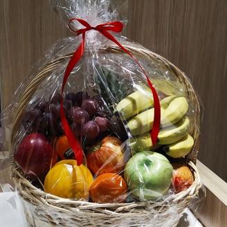 Подарочный набор Корзина фруктов большая