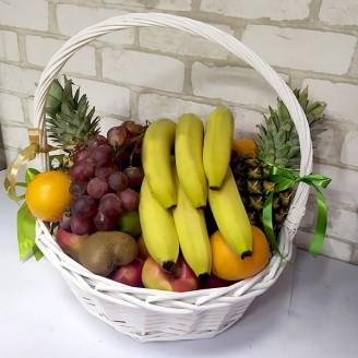 Подарочный набор Корзина фруктовая