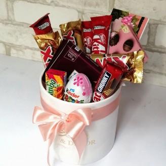 Подарочный набор Коробочка Сладость