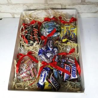 Подарочный набор Мини батончики