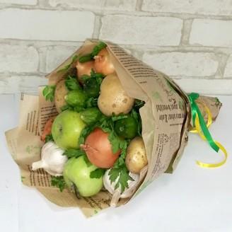 Подарунковий букет Овочі