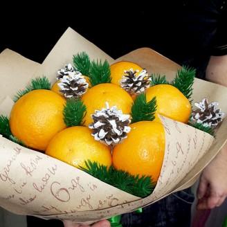 Подарунковий букет Оранж