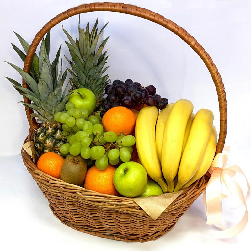 Подарунковий кошик Лукошко фруктів