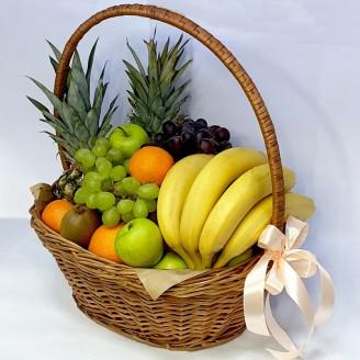 Подарочная корзина Лукошко фруктов