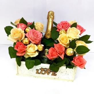 Подарочный набор Цветущий