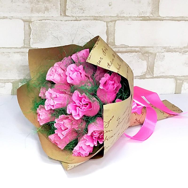 Букет из конфет Розы 15
