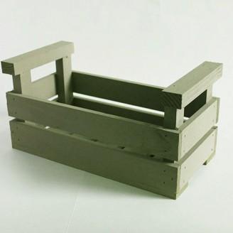 Декоративная оливковая коробочка
