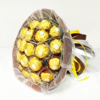 Букет из конфет Ферреро роше 21