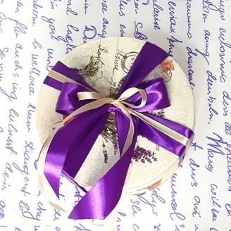 Букет из конфет Ферреро роше 7 в шляпной коробке