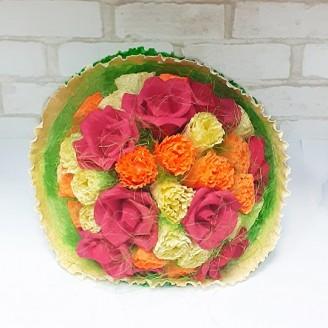 Букет из конфет Розы 35