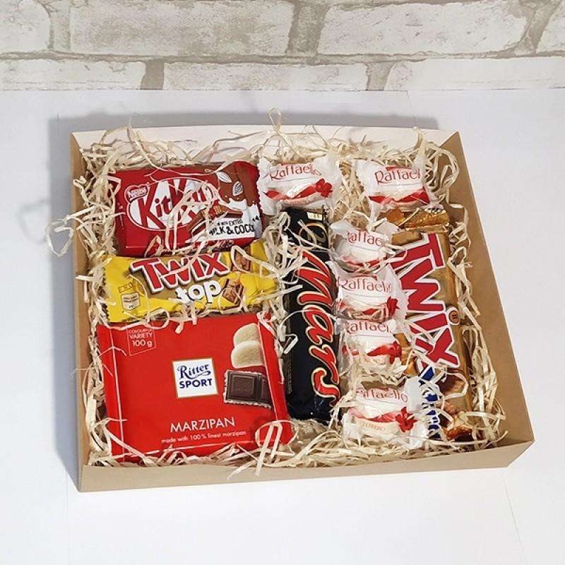Подарочный набор Вкусное ассорти