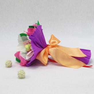 Букет из конфет Магнолии 9
