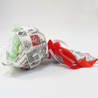 Букет из конфет Рафаэлло 7