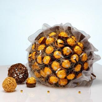 Букет из конфет Ферреро Роше